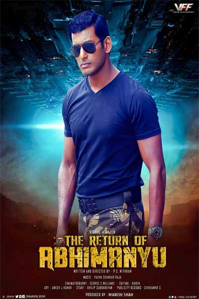 Irumbu Thirai (The Return of Abhimanyu)