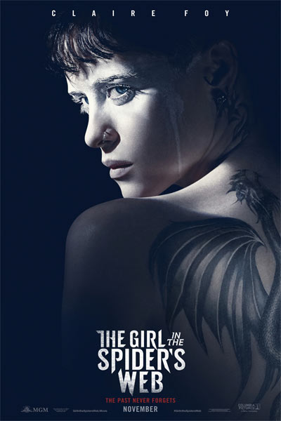 The Girl in the Spider's Web (The Girl in the Spider's Web: A New Dragon Tattoo Story)